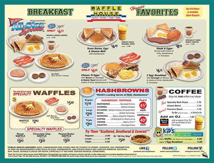 waffle house - photo #11