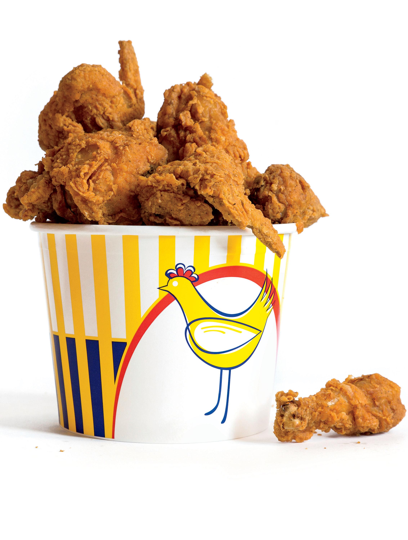 Garden & Gun's Fried Chicken Bucket List