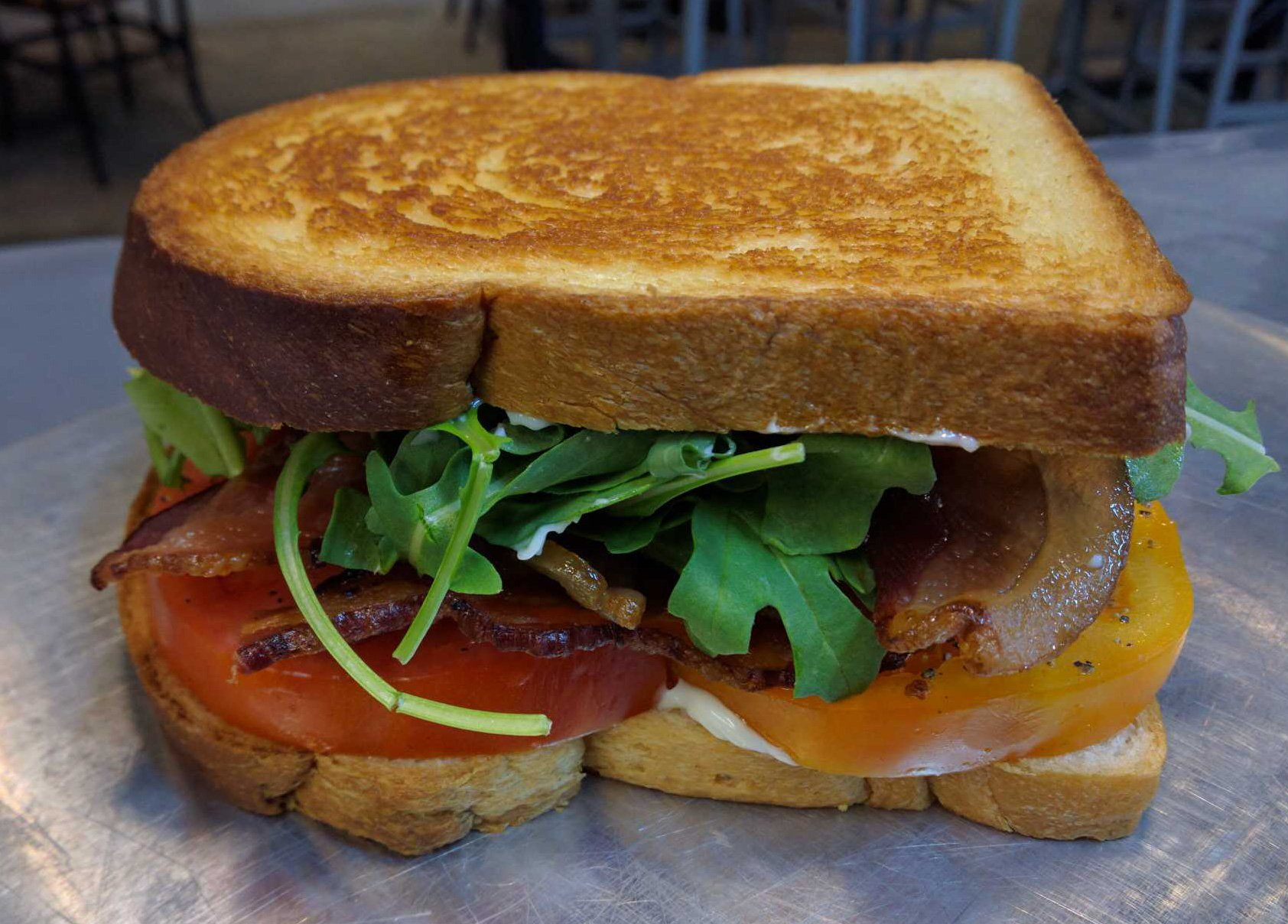 Tomato Sandwiches Worth Traveling For