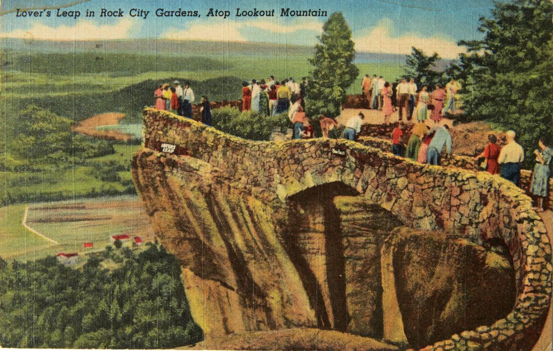 efca8878fe66 Rock of Ages  Chattanooga s Rock City – Garden   Gun