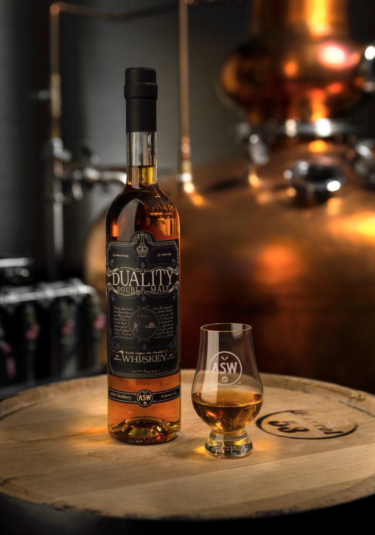 Atlanta\'s ASW Distillery Makes Award-Winning Whiskey – Garden & Gun