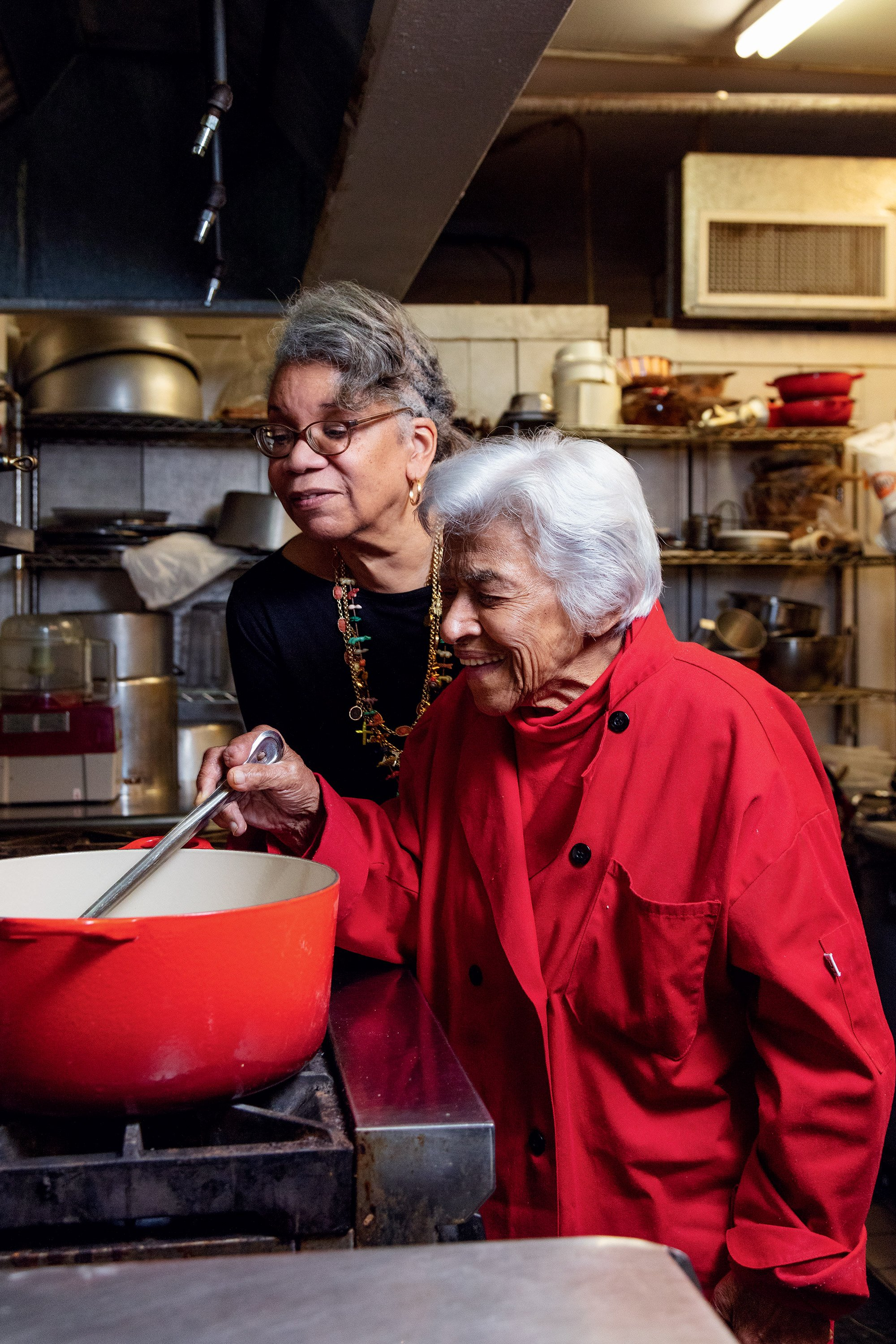 The Leah Chase You Didn't Know