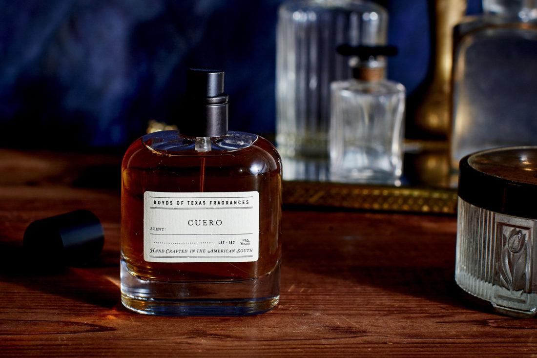 Winner: Boyd's of Texas Eau de Parfum