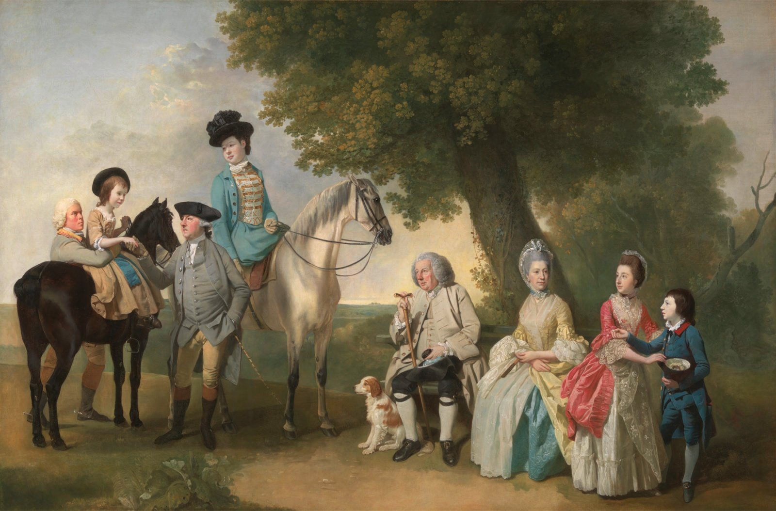 Equestrians Through the Ages