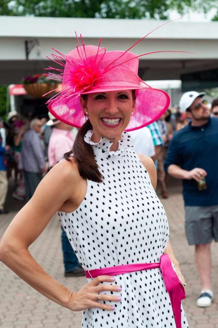 18786e794ed12 The Best Kentucky Derby Hats and Styles from 2019